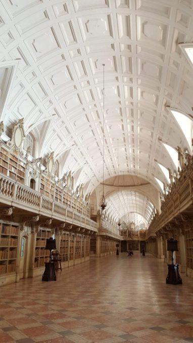 Mafra Palace Library | Biblioteca do Palácio de Mafra