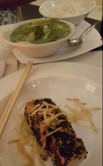 Main dish | Prato principal - Takara