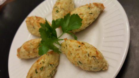 Codfish Cakes | Bolinhos de Bacalhau