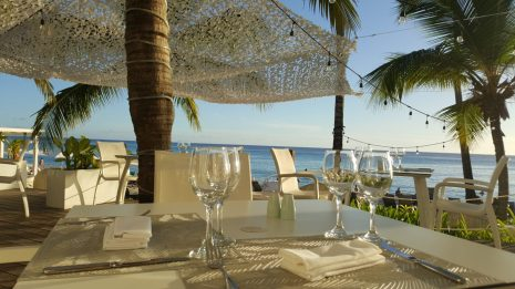 Terrace Restaurant - Catalonia Royal La Romana