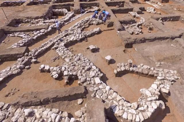 Cidade de 5 mil anos