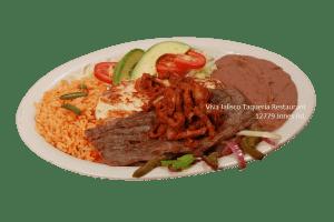 Jalisco Plate - Viva Jalisco Restaurant