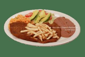 Milanesa - Viva Jalisco Restaurant