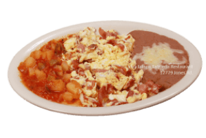 Bacon & Eggs - Viva Jalisco Restaurant