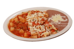 Chilaquiles - Viva Jalisco Restaurant