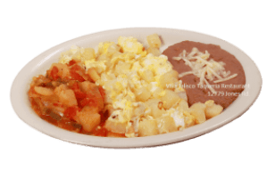 Potato & Eggs - Viva Jalisco Restaurant