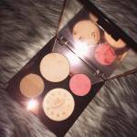 REVIEW & SWATCHES: BECCA X CHRISSY TEIGEN GLOW FACE PALETTE!