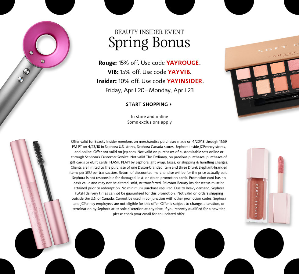 Sephora VIB Spring Sale 2018: How To Buy & Products Worth Your Money!