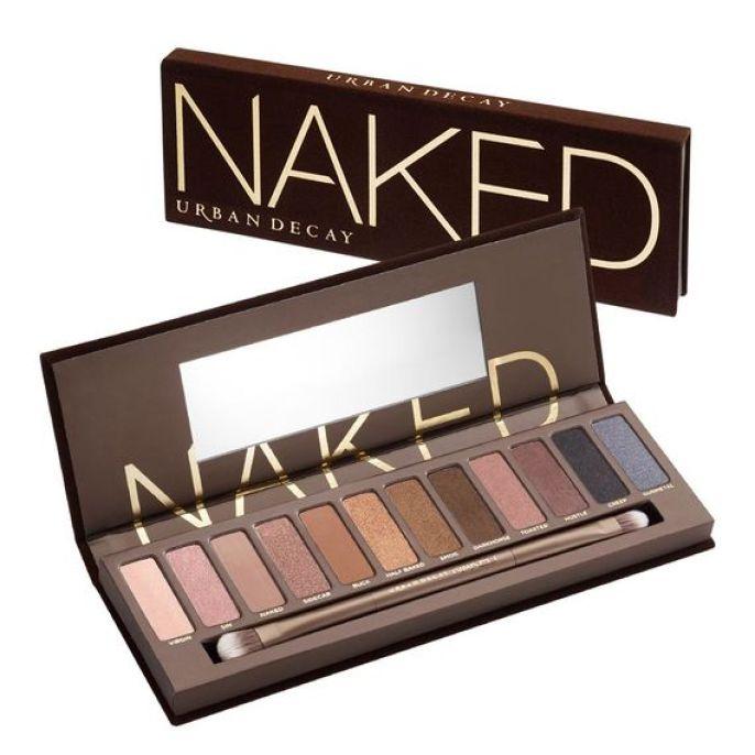 ud original naked palette