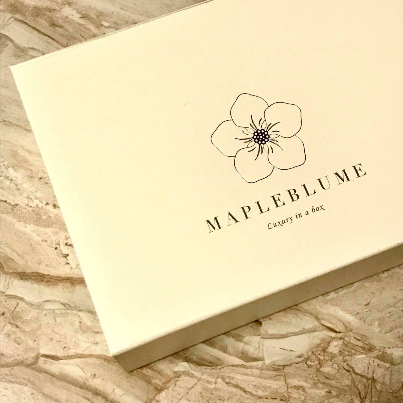 mapleblume subscription box
