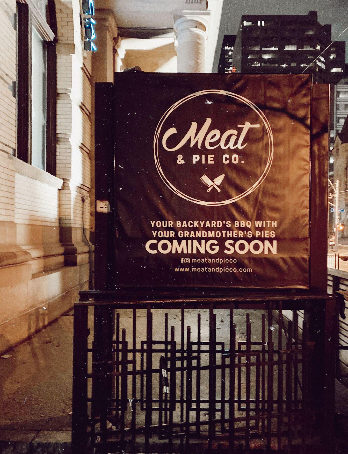meat & pie