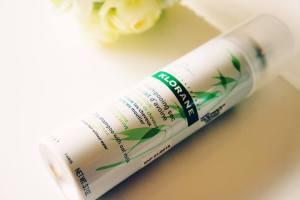 Klorane oat meal dry shampoo