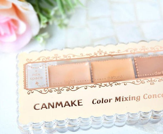 Canmake Color mixing concealer