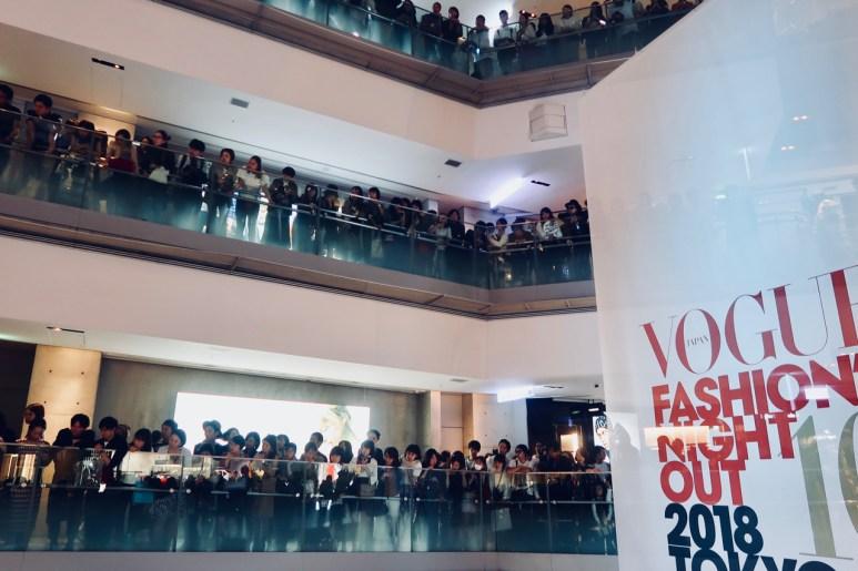 Tokyo fashion events