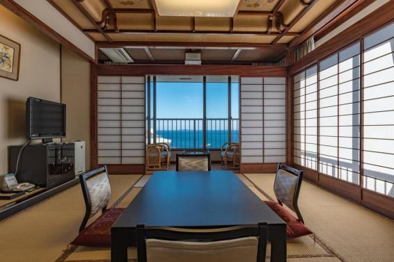 where to stay in atami