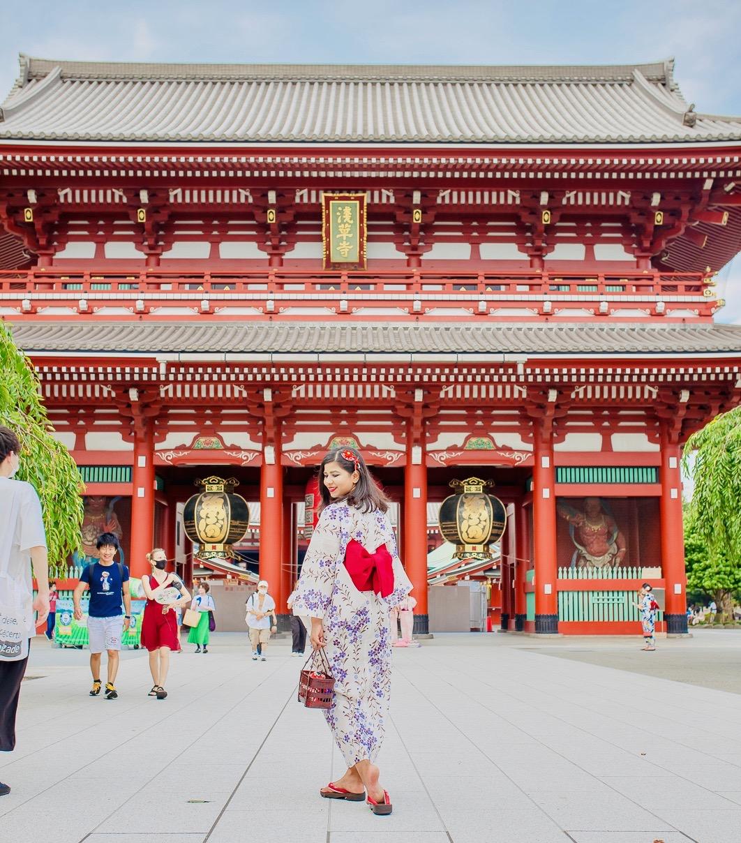 Senso-ji 浅草寺
