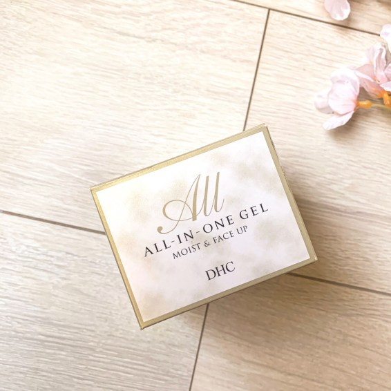 DHC All-In-One Gel Moist & Face Up