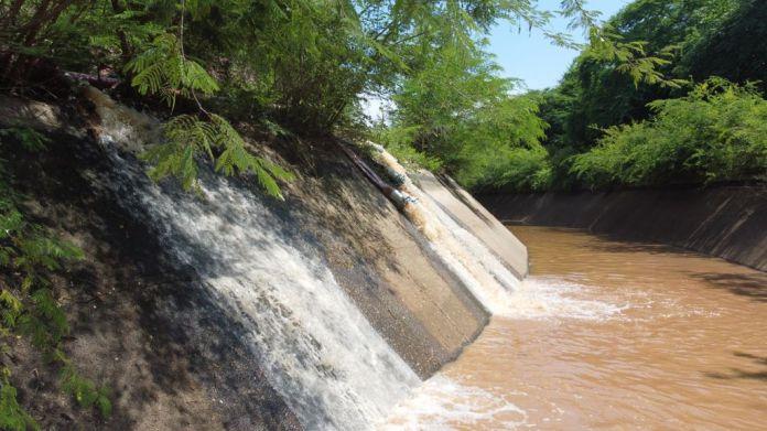Terminan reparaciones en del canal de riego de la presa derivadora en  Mazatlán. - Viva La Noticia