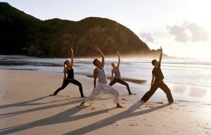 FeelGood Yoga Boek Saskia Onck