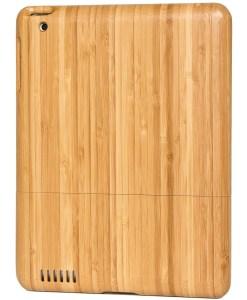 iPad Case TW0-) Bamboe