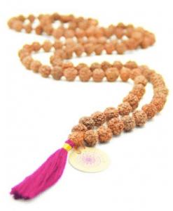 Meditatie mala- ketting