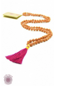 Golden Guru Mal - meditatieketting