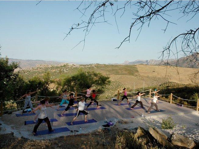 Yogavakantie in Zuid-Spanje - wandelen en yoga