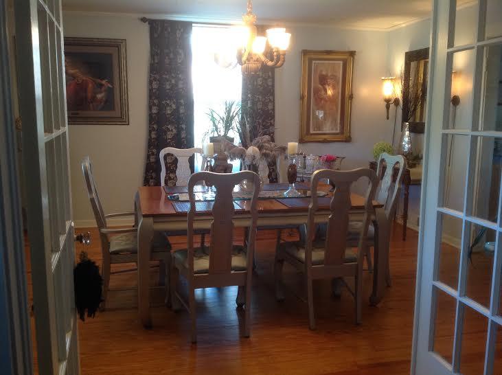 Dining Room Make-Over