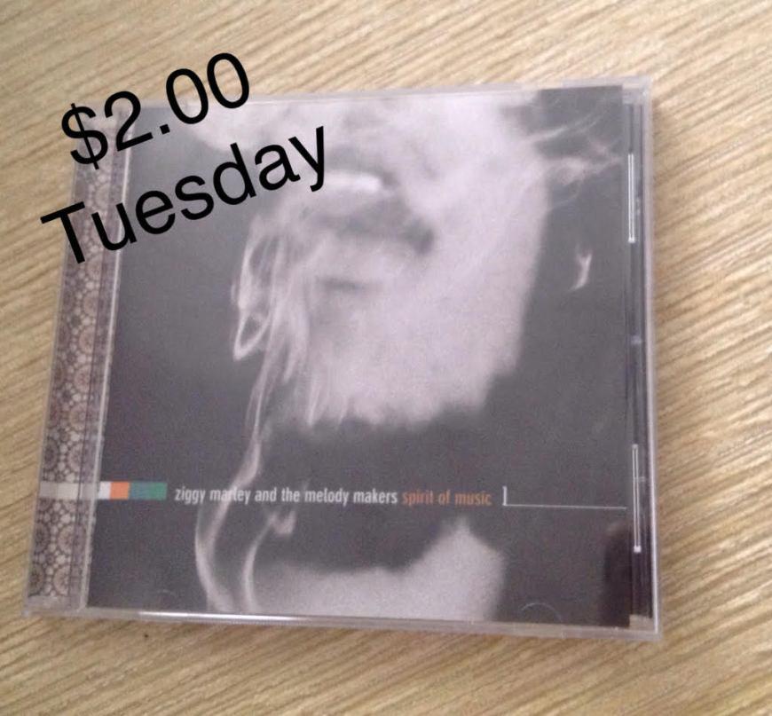 ziggy cd