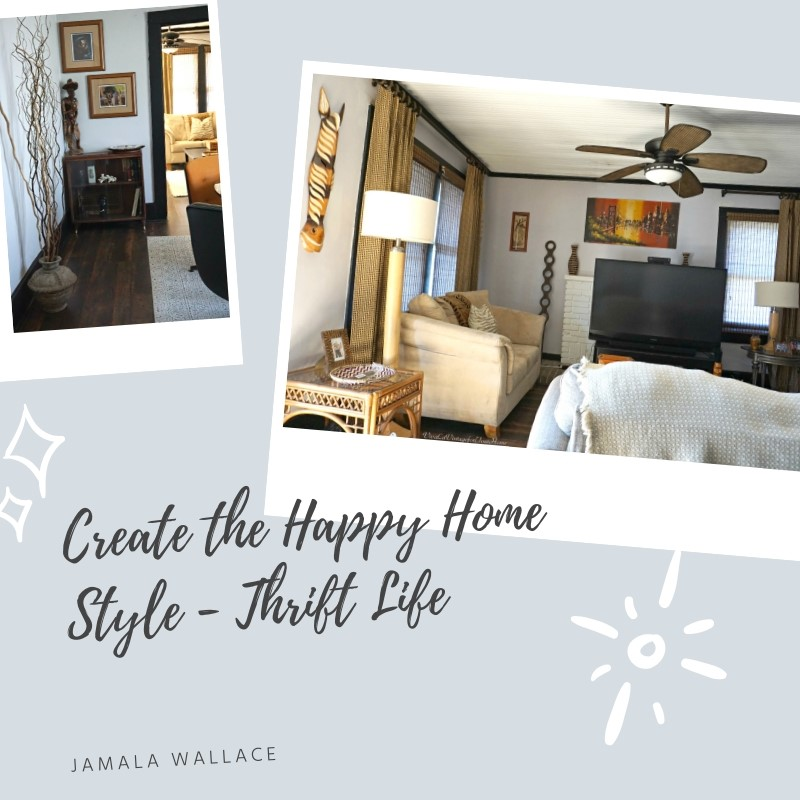 More Thrift Store Decor | VivaLaVintage - For Your Home