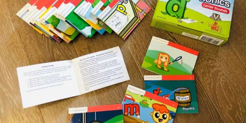 幼兒學習英語的順序:先學常見字Sight Words,才學自然發音Phonics|Preschool Prep