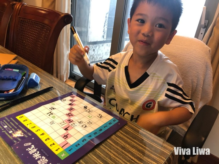 幼兒數學:在家自學九九乘法、乘除法(大班)