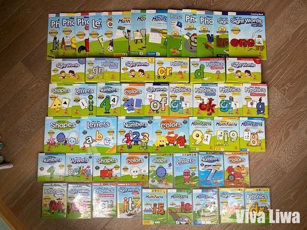 【書櫃】我最推薦!0~3歲幼兒英語學習效果最好的教材(基礎入門篇)|Preschool Prep