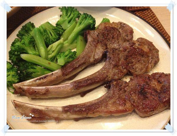 [煮婦] 不專業食譜100-16 一分鐘完成自製義式風味醃羊排