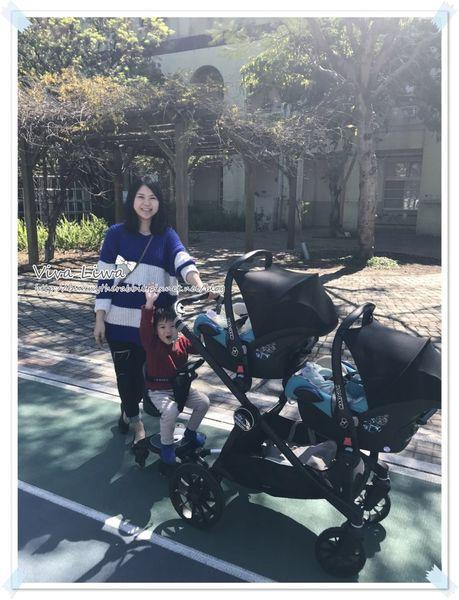 【好物】一打三(1+2雙胞胎)最強推車:baby jogger city select LUX!