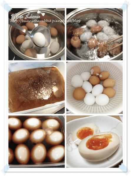 [煮婦] 不專業食譜100-9 日式糖心蛋