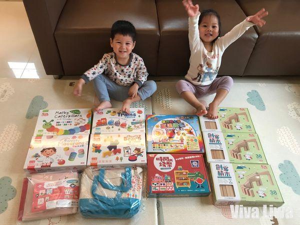 【教具】兩歲就能玩的數學桌遊,質感爆好!認識顏色、數字、手眼協調的好幫手 小康軒