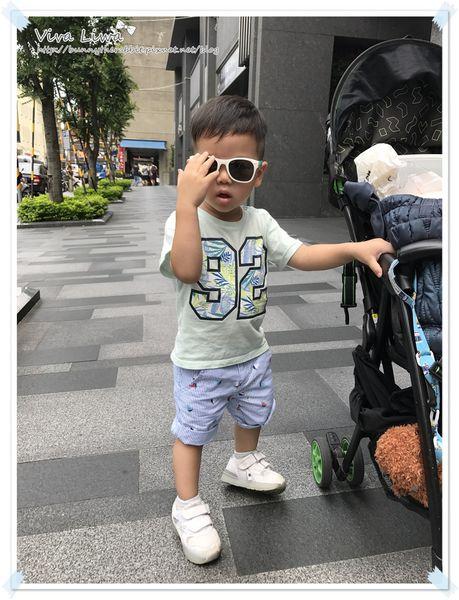 卸貨倒數100-15【穿搭】翰2Y。超瞎趴的義大利製Roshambo寶寶/兒童墨鏡