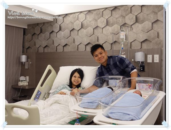 【生產】龍鳳。12/16四季和安剖腹生產雙胞胎♡詳實紀錄