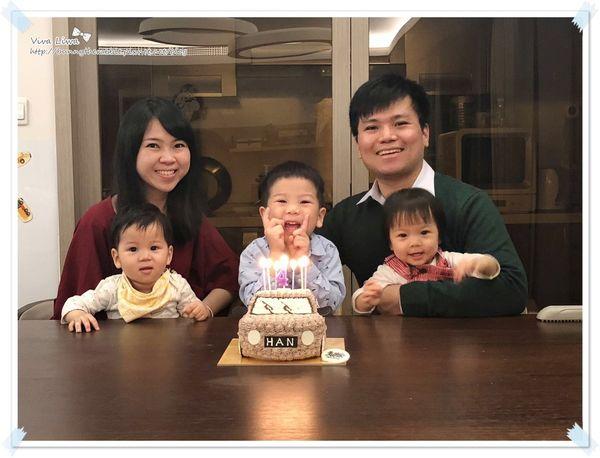 【慶祝】翰4Y。翰翰4歲生日快樂!