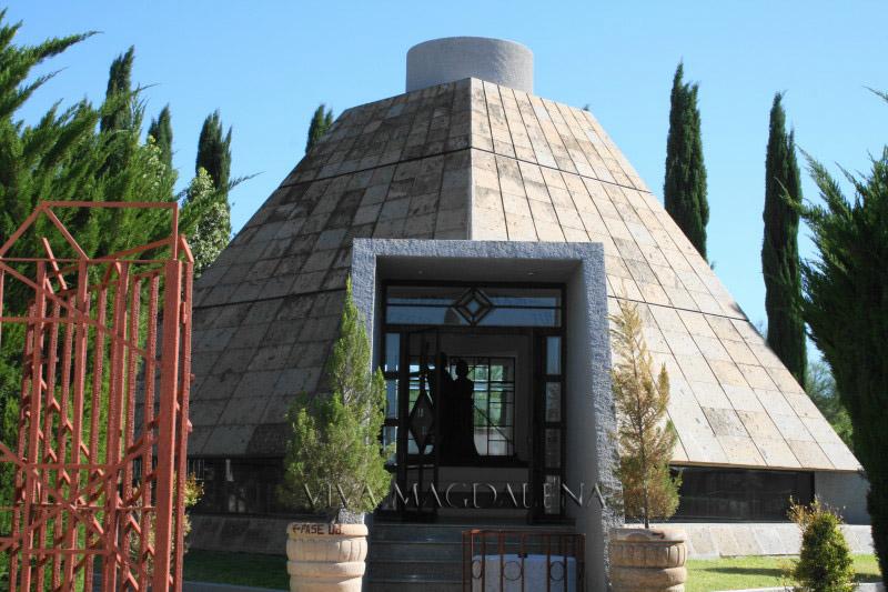 El Mausoleo Colosio en Magdalena de Kino Sonora  Viva