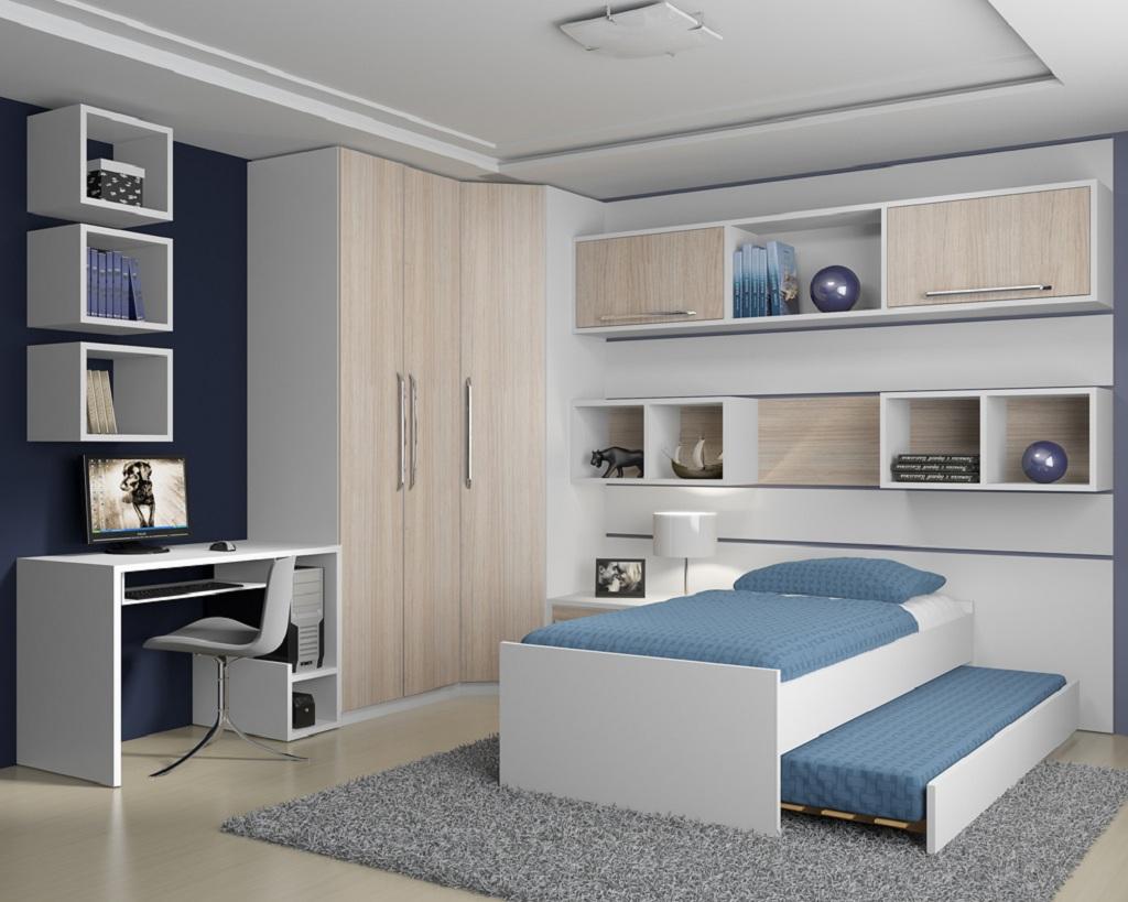 Decorao ideias de quartos para os rapazes  Viva