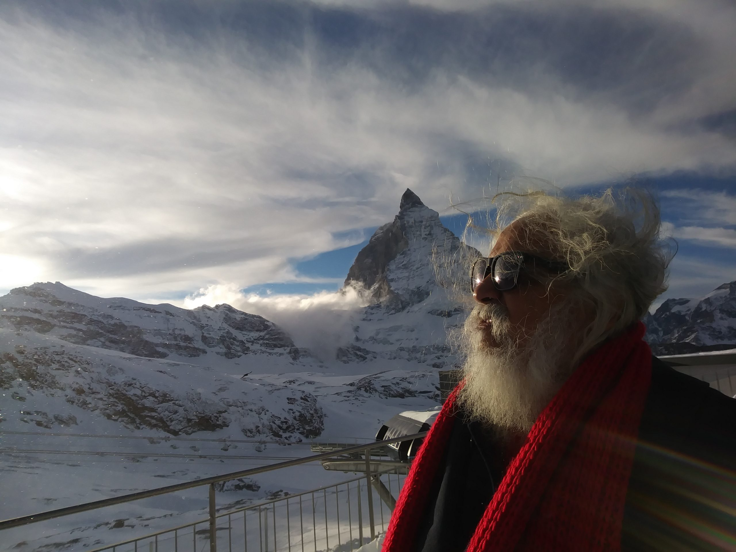 Himalaya Halle Interview With Shiva Guruji Aruneshvar (part I) - Vivamost!