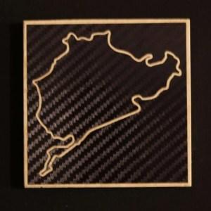 Nurburgring track coaster