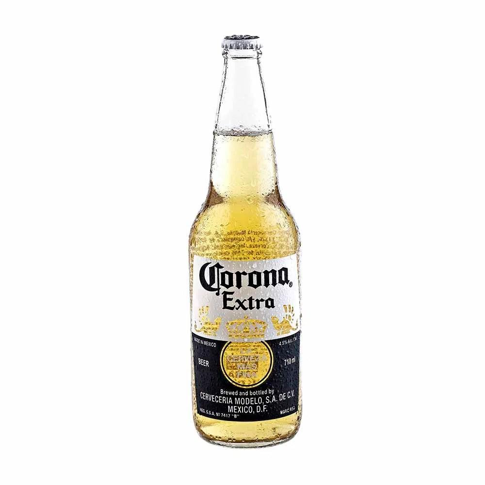 cerveza corona botella 710ml
