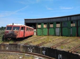 Auch der Rest des Staatlichen Eisenbahnbuseums lässt kein Auge trocken.