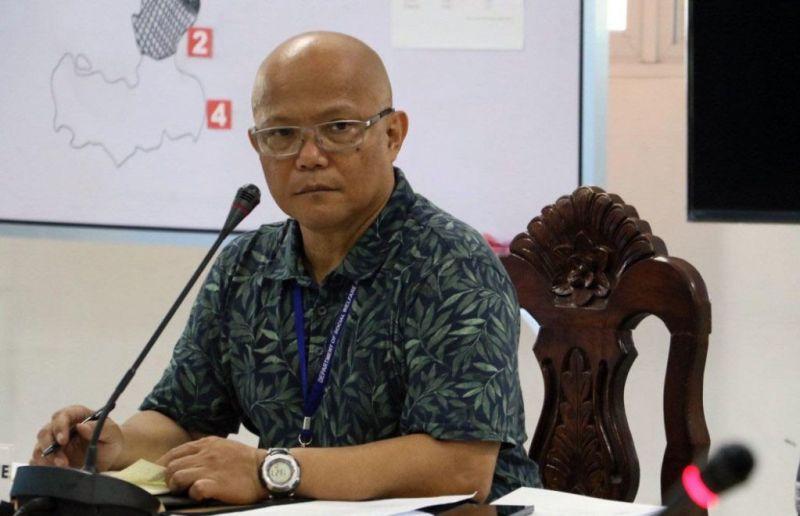 DSWD Undersecretary Rene Glen Paje