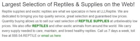 lllreptile review