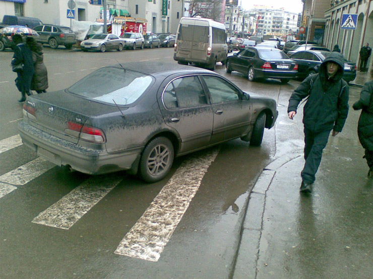 car parking in Russia 13