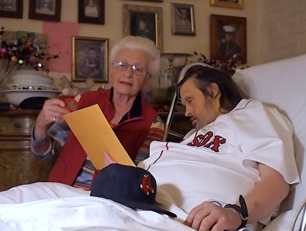 The terminally ill man who loves receiving mail... and got more than he ever expected